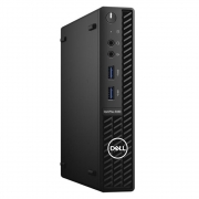 Computador Dell Optiplex 3080m Intel Core I3-10100t Memória 4gb Hd 500gb Sistema Windows 10 Pro