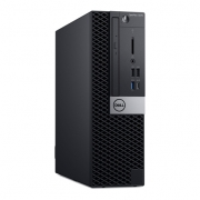 Computador Dell Optiplex 7070 Sff Core I7-9700 Memória 32gb Hd 1tb Hd 2tb Dvd Sistema Windows 10 Pro