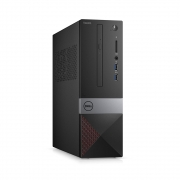 Computador Dell Vostro Sff 3470 I5-9400 Memória 8gb Ddr4 Hd 1tb Video Gt 730 Dvd Wifi+bluetooth Windows 10 Pro