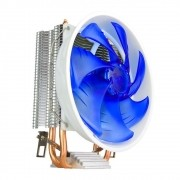 Cooler Fan Cpu Alseye Aurora Asar 120t, 140mm, Amd/intel, Led Azul - Filial