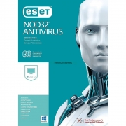 Eset Nod32 Antivirus 2020 - 1 Pc - 1 Ano