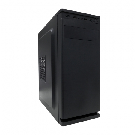 Gabinete Office PcFort Black Basic 1