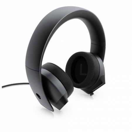 Headset Dell Gamer Alienware 7.1 Aw510h Dark Side Of The Moon