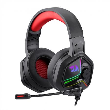 Headset Gamer Redragon Ajax Preto H230