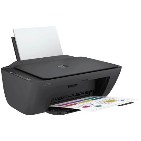 Impressora Multifuncional Hp Deskjet Ink Advantage 2774, Jato De Tinta, Colorida, Wifi, Bluetooth, Bivolt