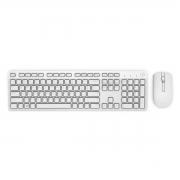 Kit Teclado E Mouse Dell Sem Fio Km636 - Branco