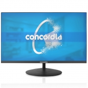 "Monitor Concórdia 23,8"" Led Full Hd Hdmi Vga Com Vesa"
