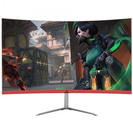 "Monitor Concórdia Gamer Curvo 23.8"" Led Full Hd Hdmi Vga Ips - Outlet"