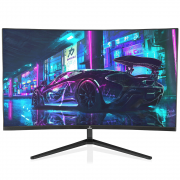"Monitor Concórdia Gamer Curvo C32f 32"" 165hz 1ms Led Full Hd - Dead Pixel"