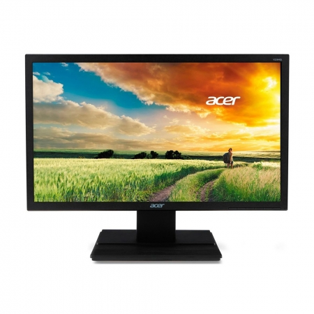 Monitor Led 21.5' Acer Full Hd Vga Hdmi - V226hql