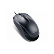 Mouse Genius Optico Dx-120 Usb Preto
