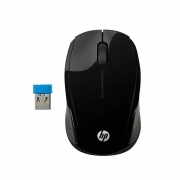 Mouse Hp Wireless X200 Preto