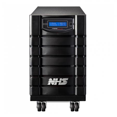 Nobreak 3000va Nhs Prime Senoidal On Line 2640w (c/8 Bat 9ah/12v) Entrada Bivolt Saída 220v Ou 120v Isolador