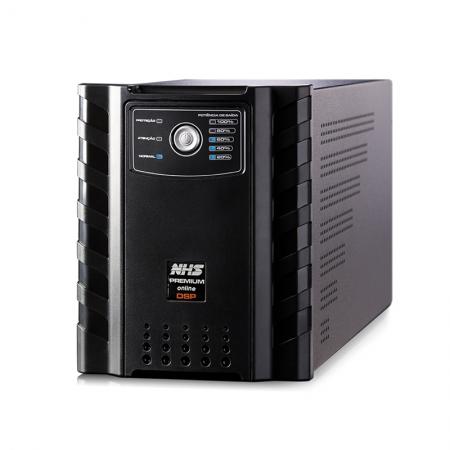 Nobreak Nhs Premium Online Gii 1500va 1155w 8t 4 Bateria 9 Ah Bivolt