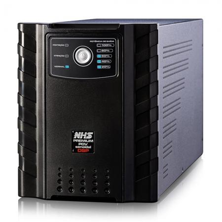 Nobreak Nhs Premium Pdv Senoidal Gii 1500va 1050w B 4x7Ah 8t E120/220v S120v