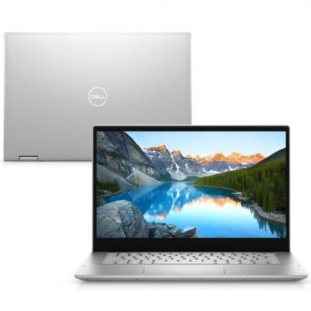 Notebook 2 Em 1 Dell Inspiron 5406 Core I3 1115g4 Memoria 4gb Ssd 128gb Tela Hd 14'' Touch Windows 10 Home