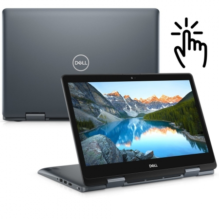 Notebook 2 Em 1 Dell Inspiron 5481 Core I7 8565u Memoria 8gb Hd 1tb Tela 14' Fhd Touch Screen Sistema Windows 10 Home