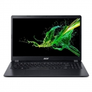 Notebook Acer A315 Ryzen 5-3500u Memo. 8gb Ddr4 Ssd 120gb Placa Vídeo Radeon 540x 2gb Tela 15.6' Led Lcd Windows 10 Home