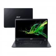 Notebook Acer A315 Ryzen 5-3500u Memoria 12gb Ddr4 Hd 1tb Vídeo Vega 8 Tela 15.6' Hd Led Windows 10 Home