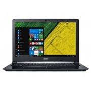 Notebook Acer Aspire A315 Core I5 7200u Memoria 8gb Hd 1tb Ssd 120gb Tela 15.6' Led Lcd Sistema Windows 10 Pro
