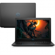 Notebook Dell G3 3579 Core I7 8750H Memoria 8Gb Hd 1Tb Placa Video Gxt1050 4Gb Tela 15.6' Fhd Sistema Windows 10 Pro