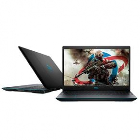 Notebook Dell G3 3590 Core I5 9300h Memoria 8gb Ssd 512gb Placa Video Gtx1650 4gb Tela 15.6' Fhd Windows 10 Home