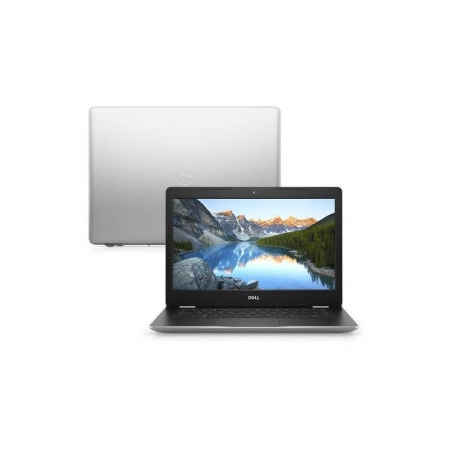 Notebook Dell Inspiron 3481 Core I3 8130u Memoria 4gb Hd Ssd 128gb Tela 14' Led Hd Sistema Linux
