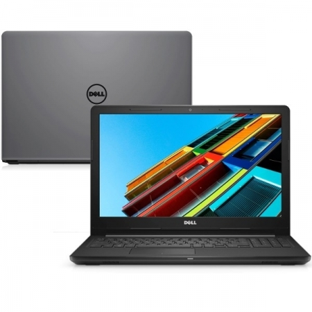 Notebook Dell Inspiron 3576 Core I7 8550U Memoria 8Gb Hd 2Tb Placa Video Radeon 520 2Gb Tela 15.6' Led Hd Win 10 Home