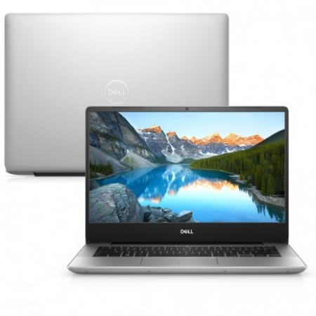 Notebook Dell Inspiron 5480 Core I7 8265U Memoria 8Gb Hd 1Tb Placa Mx150 2Gb Tela 14' Fhd Sistema Linux