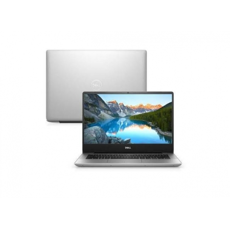 Notebook Dell Inspiron 5480 Core I7 8565U Memoria 8Gb Hd Ssd 256Gb Placa Video Mx150 2Gb Tela 14' Fhd Win 10 Pro