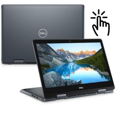 Notebook Dell Inspiron 5481 Core I3 8145U Memoria 8Gb Ssd 240Gb Tela 14' Led Hd Touch Sistema Windows 10 Home