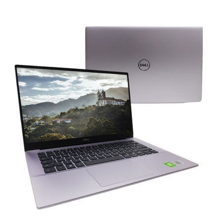 Notebook Dell Inspiron 5490 Core I5 10210u Memória 8gb Ddr4 Ssd 256gb Mx230 2gb Tela 14' Fhd Windows 10 Home Lilas