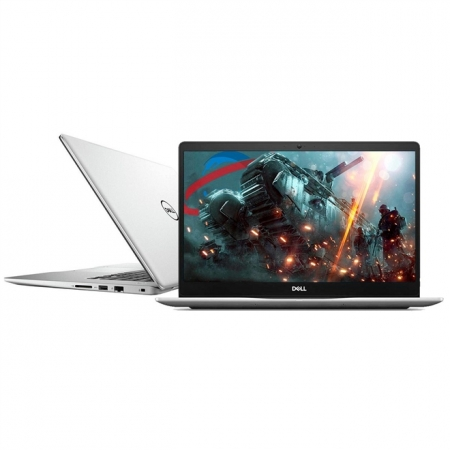 Notebook Dell Inspiron 7580 Core I7 8565U Memoria 8Gb Ssd 256Gb Placa Video Mx150 2Gb Tela 15.6' Fhd Sistema Linux