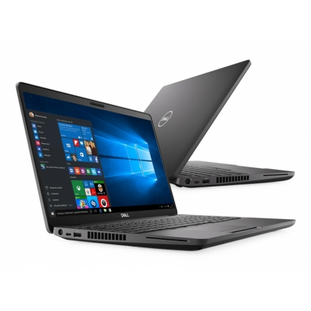 Notebook Dell Latitude 5501 Core I5-9300h Memoria 8g Hd Ssd 256gb Tela 15,6'' Hd Sistema Windows 10 Pro