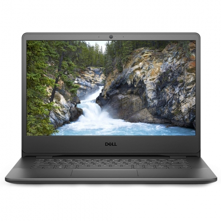 Notebook Dell Vostro 3401 Core I5-1035g1 Memória 16gb Ssd 256gb Tela 14'' Hd Windows 10 Pro