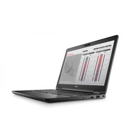 Notebook Dell Work Precision 3530 Core I5 8750H Memoria 8Gb Hd 500Gb Placa Video P600 Tela 15.6' Sistema Windows 10 Pro