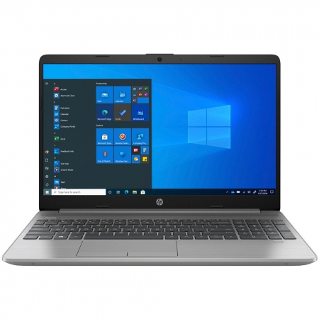 Notebook Hp 256g8 Core I5-1035g1 Memoria 12gb Ssd 500gb Tela 15'' Hd Led Sistema Windows 10 Home