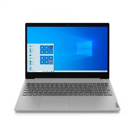 Notebook Lenovo Ideapad 3i Intel Core i3-10110U Memória 4GB SSD 256GB Tela15,6 HD Sistema Windows 10 Pro
