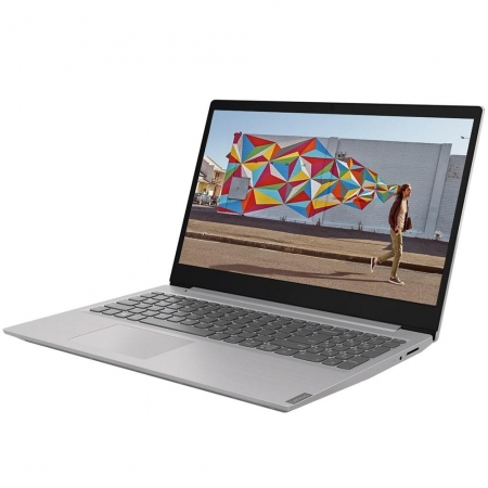 "Notebook Lenovo Ideapad S145 Intel Core I3-8130u Memoria 4gb Ddr4 Ssd 240gb Tela 15,6"" Hd Sistema Widows 10 Pro"