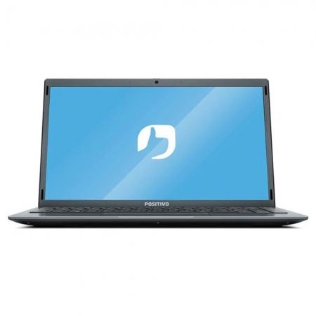 Notebook Positivo Motion C4128ei Celeron Dual-core N3350 Memoria 4gb Ddr4 Ssd 240gb Tela 14 Hd Led Linux