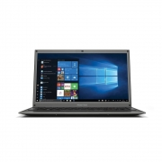 "Notebook Positivo Motion C4500 Di Celeron Dual-core N3350 Memória 4gb Ddr4 Ssd 120gb Tela 14"" Hd Led Windows 10 Pro"