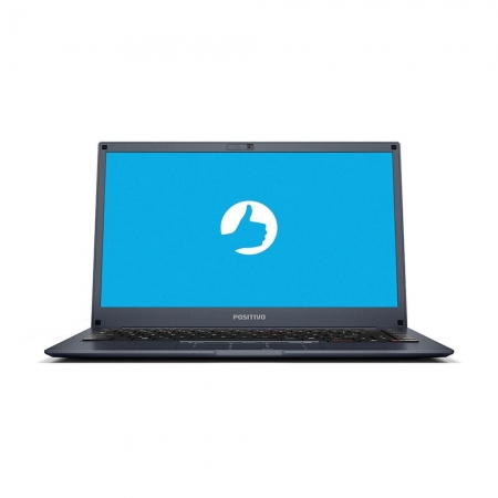 Notebook Positivo Motion I341tbi Intel Core I3-7100u Memória 4gb Ddr4 Ssd 240gb Tela 14'' Hd Sistema Linux  Cópia