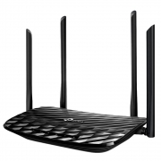 Roteador Wireless Tp-link Ac1200 Mbps Dual Band Archer C6 4 Antenas