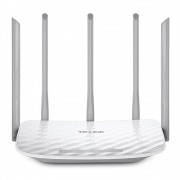 Roteador Wireless Tp-link Dual Band Ac1350 C60 5 Antenas