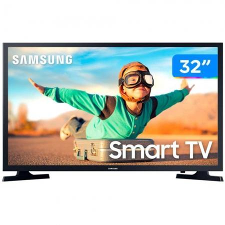 "Smart Tv Samsung Business 32"" Hd Led,  Hdmi, Usb, Wifi - Lh32benelgazd - Última Unidade"