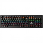 Teclado Mecânico Concórdia K- X911 Led Rainbow Com Switch Blue