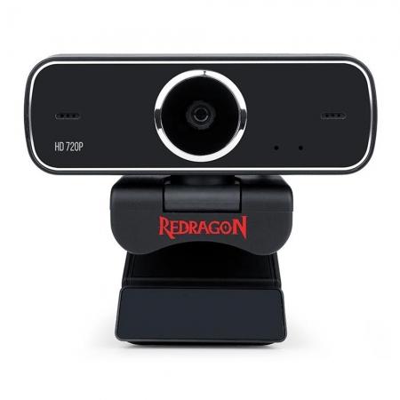 Webcam Gamer Redragon Streaming Fobos HD720 GW600
