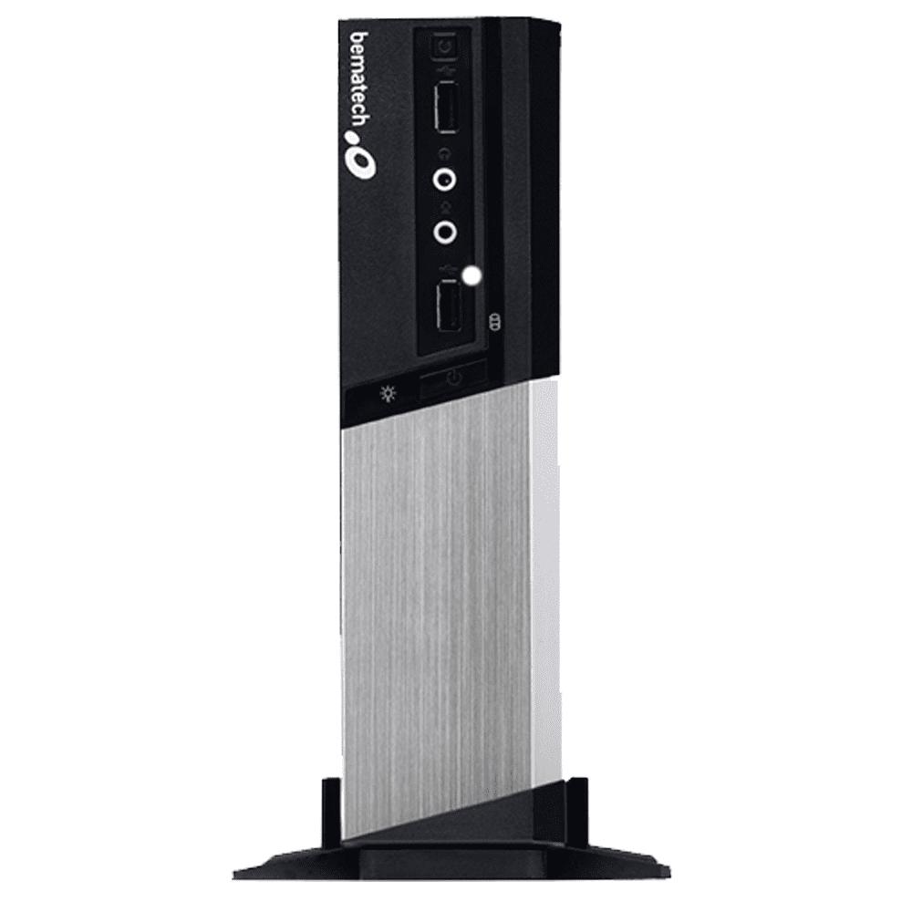 Computador Bematech Rc 8400 Celeron J1800 Memória 8gb Ddr3 Ssd 480gb Fonte 130w 2 Seriais Sistema Windows 10 Enterprise
