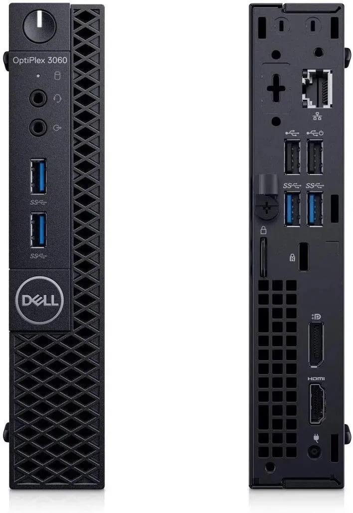 Computador Dell Optiplex 3060m Core I5 8500t Memória 8gb Ddr4 Hd 1tb Ssd 240gb Windows 10 Pro