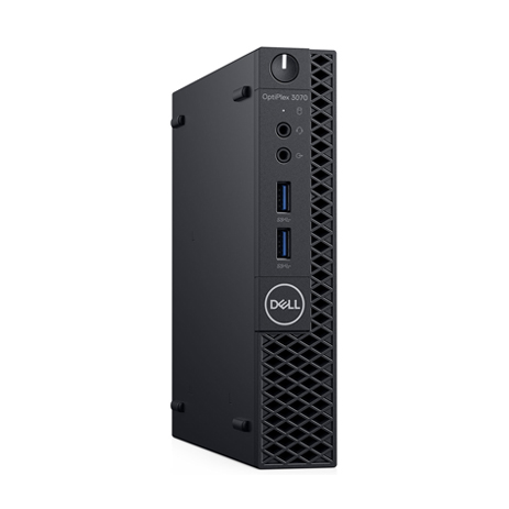 Computador Dell Optiplex 3070 Micro I5 9500t Memória 16gb Ddr4 Ssd 256gb Sistema Windows 10 Pro